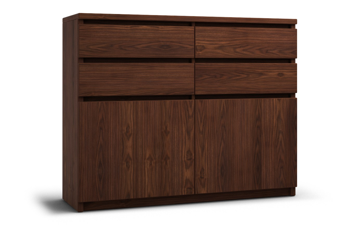 highboard nussbaum eric g nstig bei nhoma. Black Bedroom Furniture Sets. Home Design Ideas