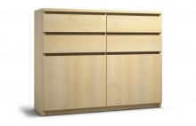 Highboard Ahorn Eric
