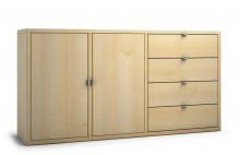 sideboards aus ahorn g nstig bei nhoma. Black Bedroom Furniture Sets. Home Design Ideas