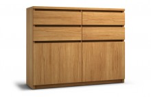 Highboard Eiche Eric